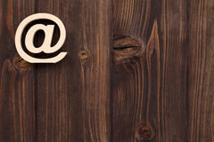 Email symbol Royalty Free Stock Image