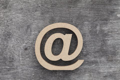 Email symbol Stock Photography