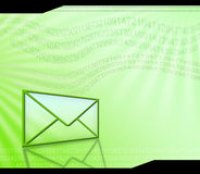 Email technology Royalty Free Stock Photography