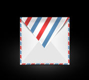 Email vector icon Royalty Free Stock Images