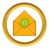 Email vector icon Stock Photo