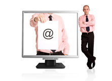 Email for you Stock Photo