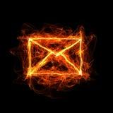 Emaila konceptualny wizerunek Obraz Stock