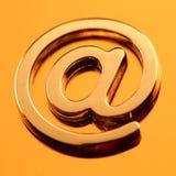 emaila symbol Zdjęcia Stock