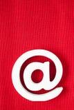 Emaila symbolu interneta ikona Zdjęcie Royalty Free