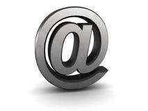 emaila znak Zdjęcie Royalty Free