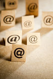 Emails Stock Images