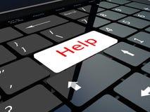 Emal Schlüssel der Tastatur Stockbilder