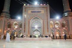 Emamzade Saleh Święta świątynia Obraz Stock