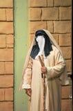 Eman dans la pièce arabe photographie stock libre de droits