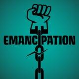 emancipation Fotografering för Bildbyråer