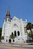 Emanuel African Methodist Episcopal Church imagenes de archivo