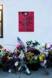 Emanuel A M. E Chiesa, Charleston, Sc Fotografia Stock Libera da Diritti