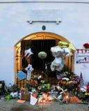 Emanuel A M. E Chiesa, Charleston, Sc Fotografie Stock Libere da Diritti