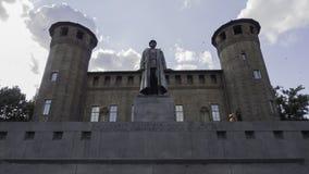 Emanuele Filiberto Duca D ` Aosta en Castello Casaforte van Th stock foto
