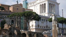 emanuele ii monumentrome vittorio roman fora italy rome lager videofilmer