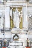 emanuele monumentovittorio royaltyfri bild