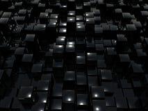 Ematite del cubo Immagini Stock Libere da Diritti