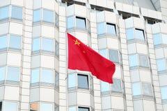 Embaixada chinesa Berlim imagens de stock