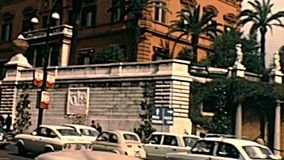 Embaixada de Estados Unidos de Roma filme