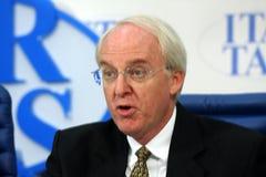Embaixador John Byerly Fotos de Stock Royalty Free