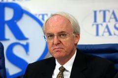 Embaixador John Byerly Fotografia de Stock Royalty Free