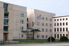 Embajada de los Estados Unidos de América Imagenes de archivo