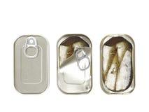 Embalado como sardinhas. Imagens de Stock Royalty Free