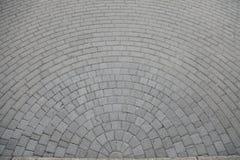 Embalagem semicircular Fotografia de Stock