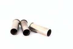 38 embalagens especiais do shell isoladas no fundo branco Imagem de Stock Royalty Free