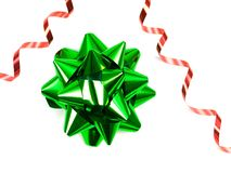 Embalaje de la Navidad Foto de archivo libre de regalías