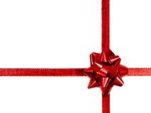 Embalaje de la Navidad fotos de archivo
