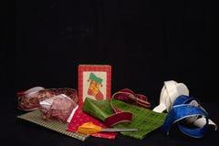 Embalaje de los regalos imagenes de archivo