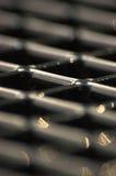 Embalaje del metal Imagen de archivo libre de regalías