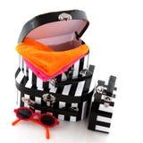 Embalando as malas de viagem Imagem de Stock Royalty Free