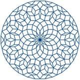 Embaldosado de Penrose Fotografía de archivo libre de regalías