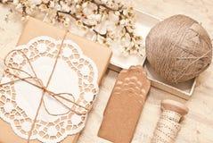 Emballage cadeau Photo stock
