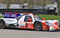 Emballage d'Autosport ORECA LMP2 de NOYAU pro Image libre de droits