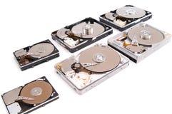 Emballage d'unité de disque dur Photos libres de droits