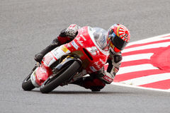 Emballage de Johann Zarco Photo stock