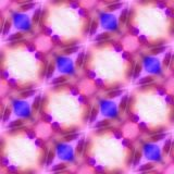 Emballage de kaléidoscope de batik pur Images libres de droits