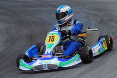 Emballage de Kart Photos stock