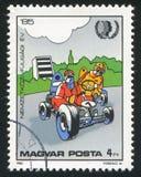 Emballage de Kart photo libre de droits