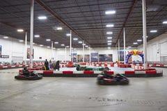 Emballage de Kart photographie stock libre de droits