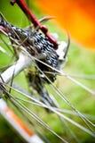 Emballage de la cassette de vélo Images stock