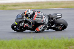 Emballage de moto de généraliste de Moto Image libre de droits