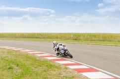 Emballage de motocyclette Photo libre de droits
