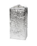 Emballage de paquet de casse-croûte pour l'isolement du produit Photos stock