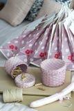 Emballage des cadeaux images stock