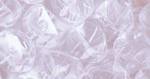 Emballage du film avec des bulles clips vidéos